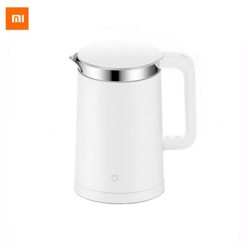 D'origine Xiaomi Mi Mijia Thermostatique Électrique Bouilloires 1.5L 12 Heure Thermostat Aider à Maîtriser avec Mobile Téléphone APP