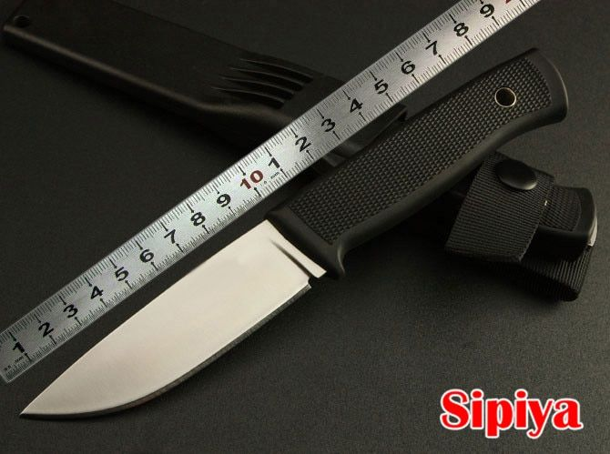 Brand Fixed Blade Knife VG10 Blade Straight Knives Camping Outdoor Survival Knife Utility Pocket Tools EDC with Sheath