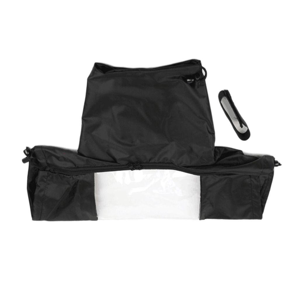 Hot Práctico Protección Cubierta de La Lluvia de Polvo A Prueba de agua A Prueba de Lluvia para SLR DSLR Cámara con Control de La Cuerda de la Lente Longitud
