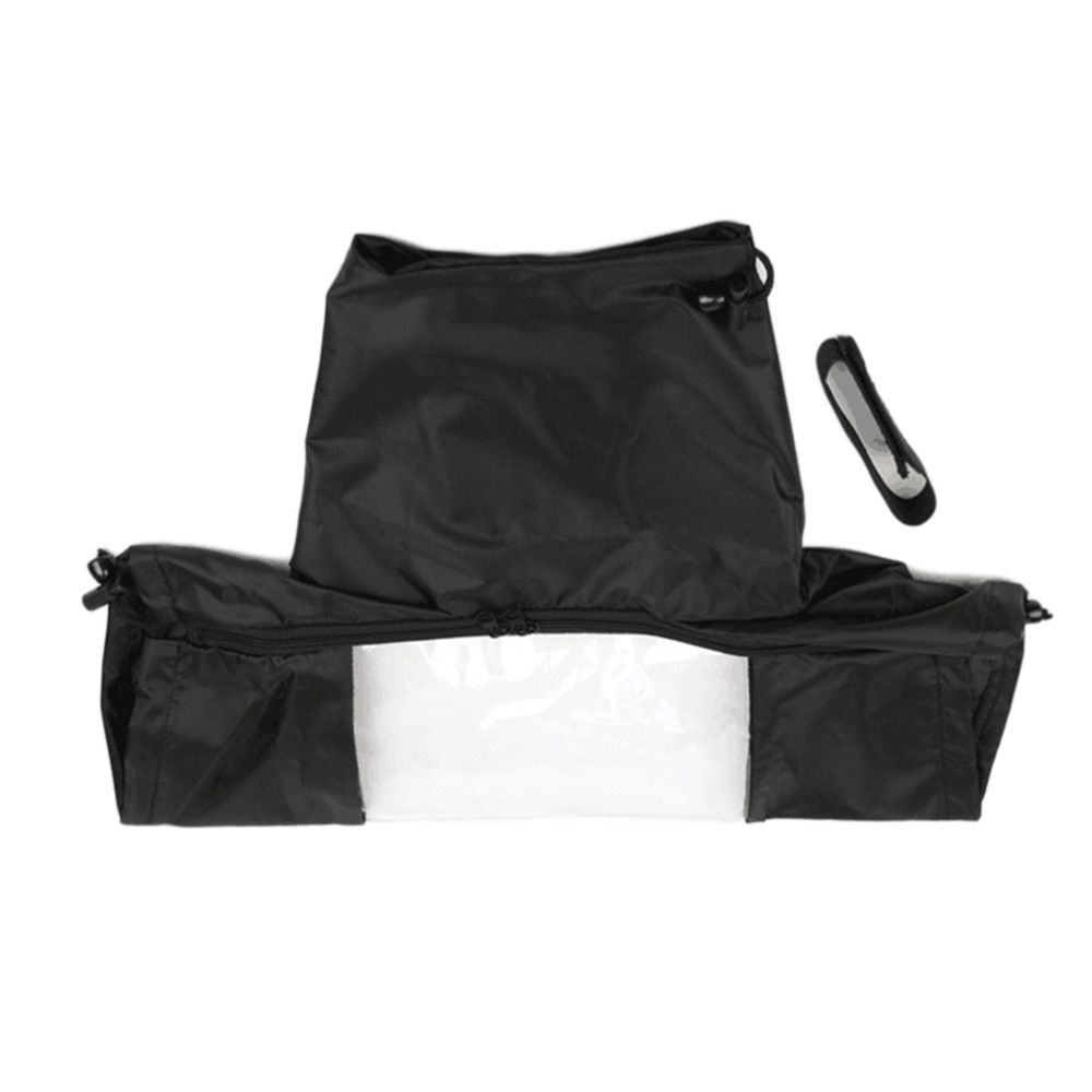 Hot Practical Waterproof Rain Cover Dust Protection Rainproof for SLR DSLR Camera with Control Rope of Lens Length
