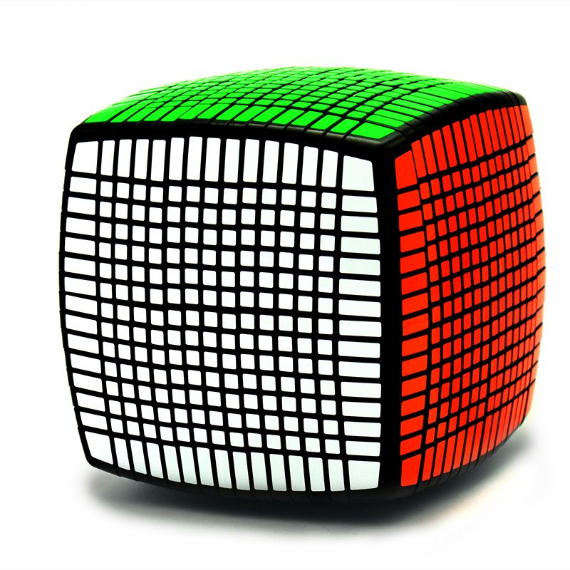 Moyu 15Layer Speed Puzzle Magic Cube Puzzle 15x15x15 Educational Cubo Magico Toys For Collectition 120mm