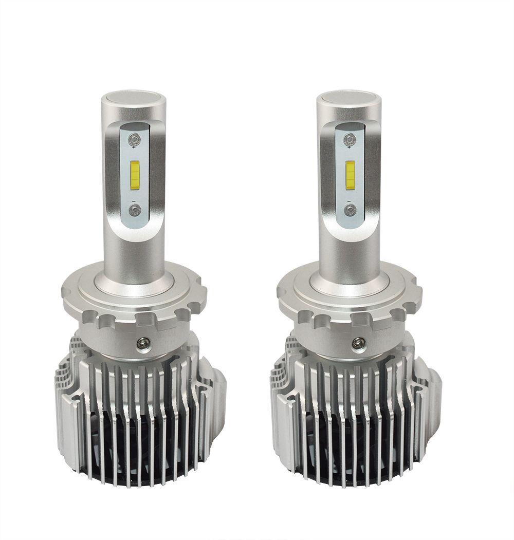 Best Car LED Headlights H1 H3 H7 H8 H9 H10 H11 9005 9006 880 881 5202/H16/PS24 P13W PSX24W PSX26W D1/D2/D3/D4 9012 Lights