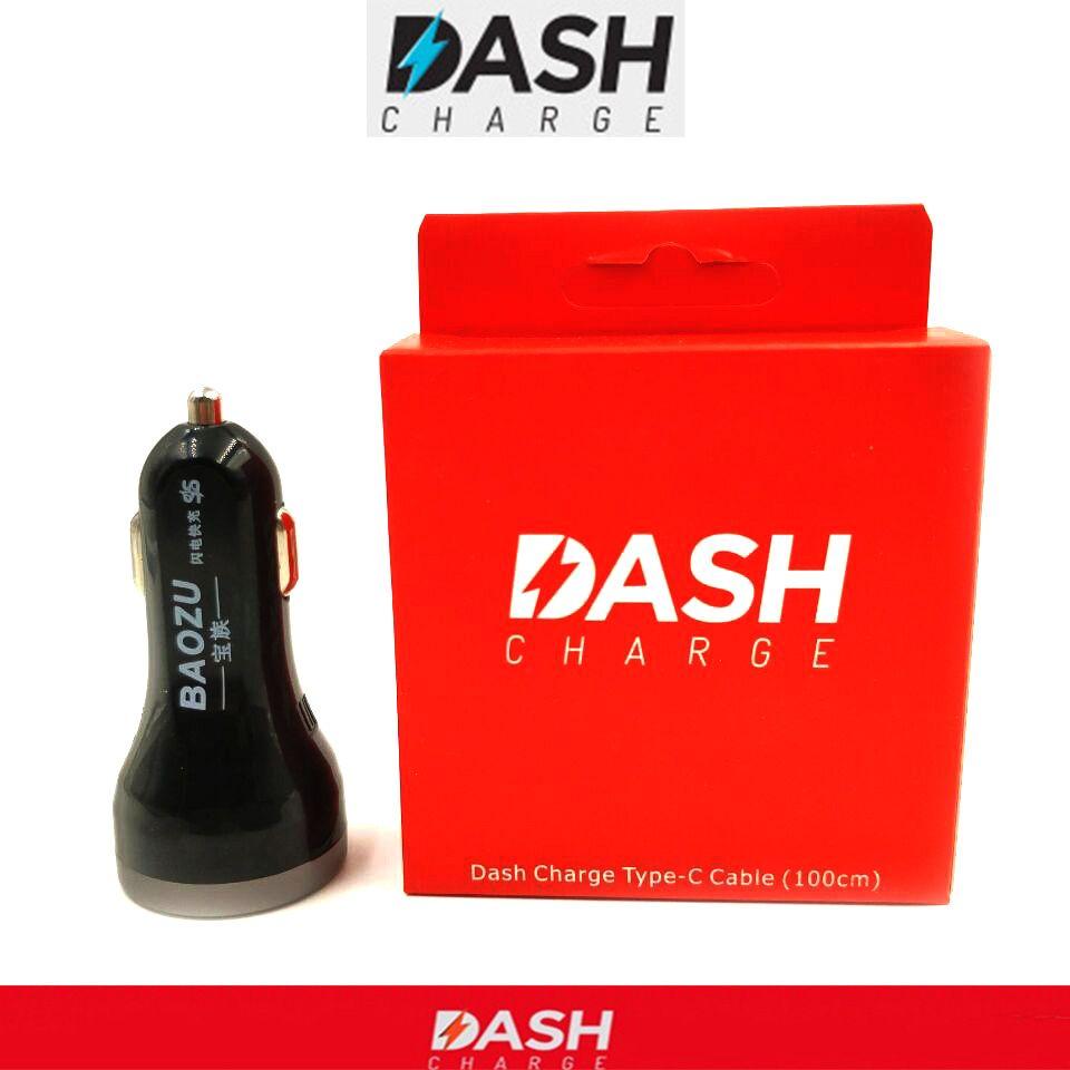 OnePlus 3 Dash Voiture Chargeur Double Usb Rapide charge Rapide Voiture chargeur & Dash Origine câble de Charge pour un plus 5/3 t Mobile téléphone