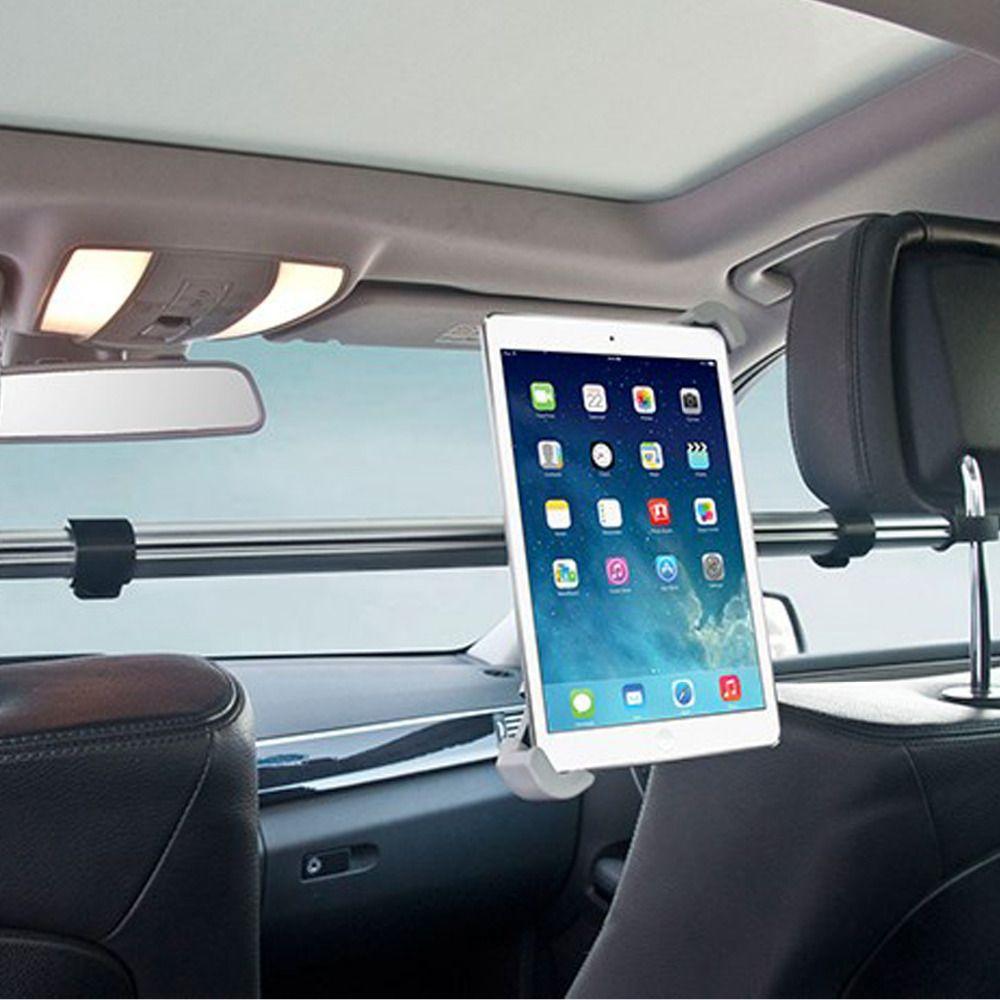 7-11 aluminium Tablet Auto Halter Auto Rücksitz Tablette Autohalterung Ständer Stents für iPad Mini 2 3 4 Air 2 Für Samsung Xiaomi Kindle
