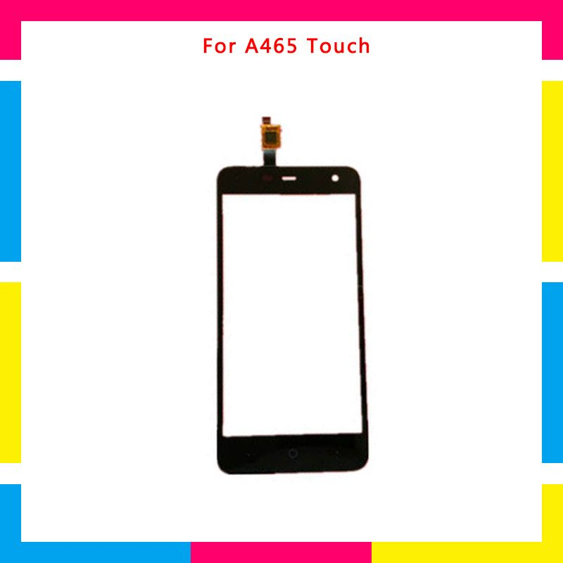 Replacement high quality Touch Screen Digitizer Sensor Outer Glass Lens Panel For ZTE Blade L4 Pro A465 and A475