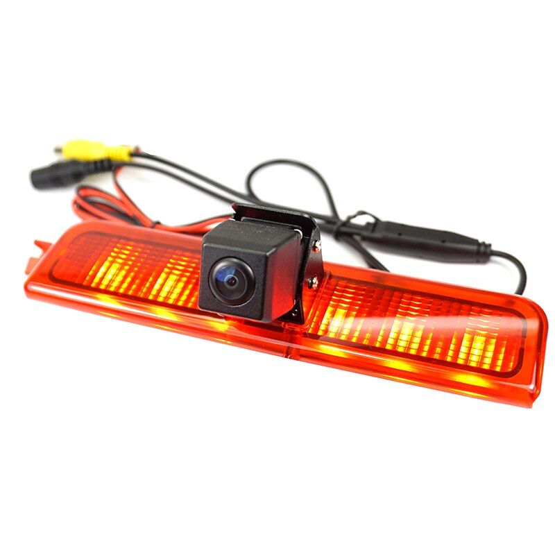IR Bremslicht Hinten view kamera Für VW CRAFTER van Caddy T5 T6 MODELL mit 6 stücke IR Led licht