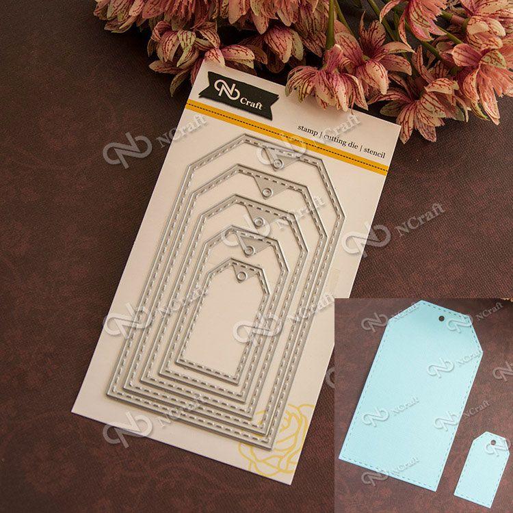 NCraft la Coupe des Métaux Meurt N102 Scrapbook Paper Craft Décoration meurt scrapbooking Cadre