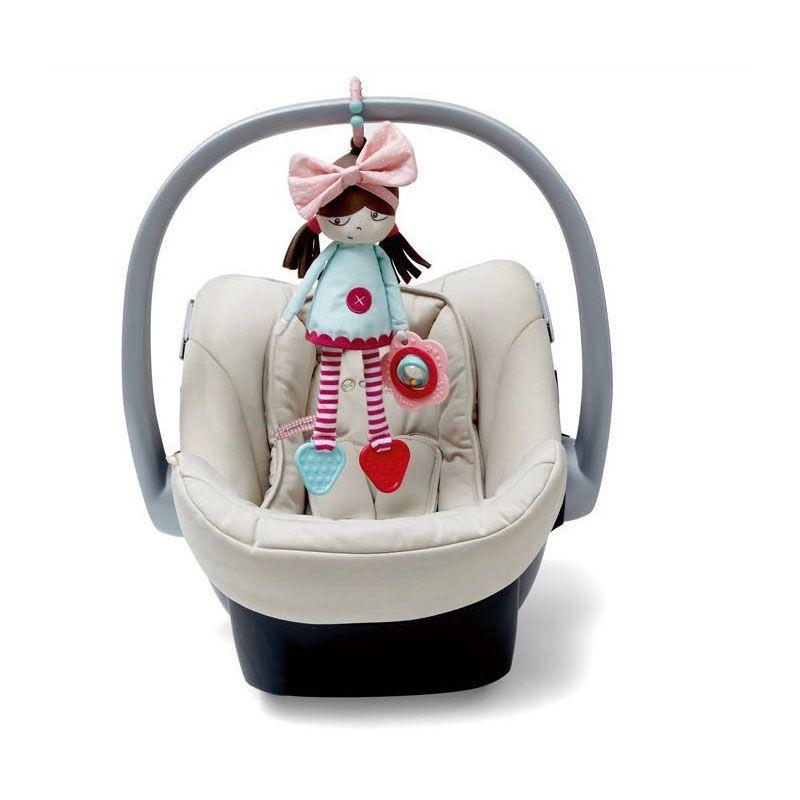 Mordedor bebé Juguetes Sonajeros Mobiles Mamas papas Cochecito de Bebe del Traqueteo de la Felpa Juguete Para Los Recién Nacidos Niño