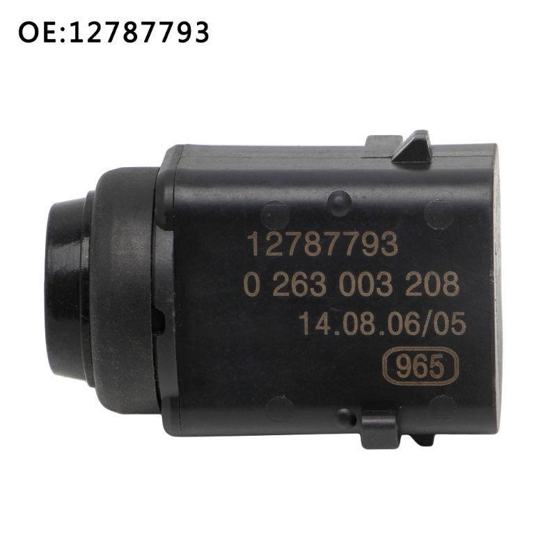 1Pc 12787793 0263003208 PDC Parking Sensor Reverse For Opel Ford