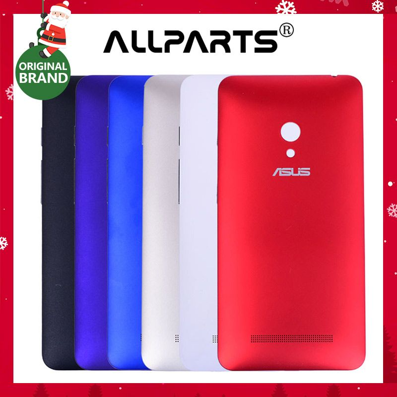 ORIGINAL New Housing for ASUS Zenfone 5 Back Cover Case A501CG A500CG A500KL Battery Rear Door with Voluem Power Button