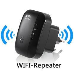 Sans fil Wifi Répéteur 300 Mbps 802.11n/b/g Réseau Wifi Extender Signal Amplificateur Internet Antenne Signal Booster Repetidor wifi