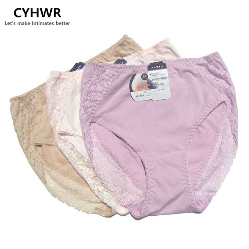 CYHWR Sexy Lace No Trace Hollow Out Panties Women,Fashion Women Underwear Ladies Briefs,Sexy Lingerie