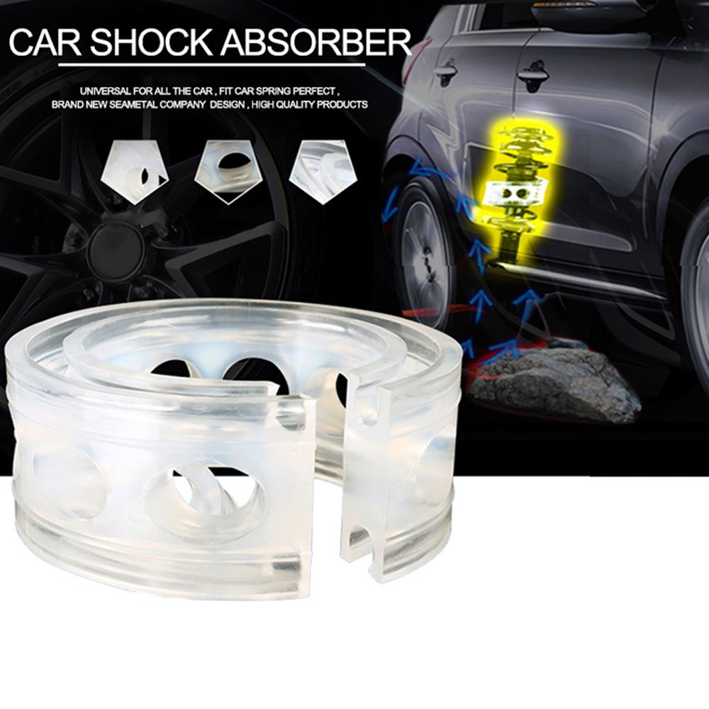 2pcs Shock Absorber For Car Rubber Spring Bumper Car Buffer Universal Fot Audi BMW Jeep Ford Tools of Auto