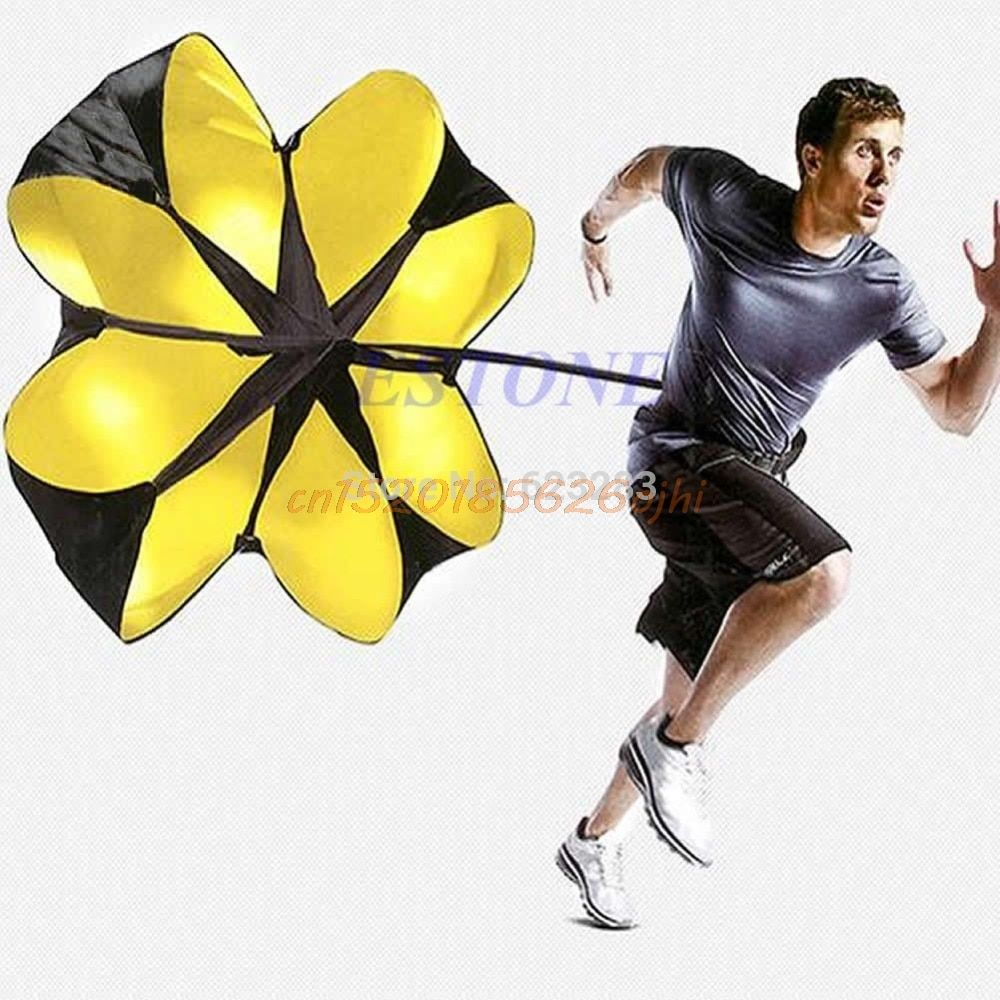 Sports Speed Chute resistance exercise running power training parachute 56
