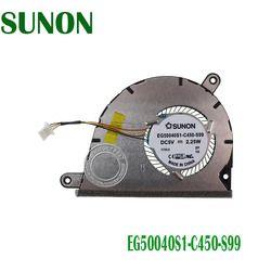 Nouvelle D'origine Véritable pour Lenovo Yoga 2 13 EG50040S1-C450-S99 ventilateur de refroidissement refroidisseur DC28000E4S0 DC28000E4P0