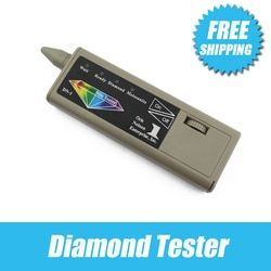 Gratis Pengiriman Diamondnite Dual Berlian Moissanite Tester, Kualitas Tinggi, Harga Rendah, Sangat Kecil, mudah Digunakan dan Dibawa, Daya Tahan