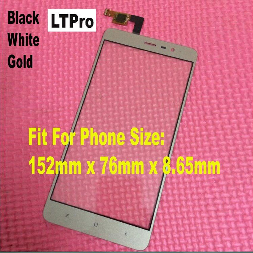 LTPro TOP Quality Touch Screen Digitizer Glass Sensor For Xiaomi Redmi Note 3 Pro special version 152mm SE Phone Replacement