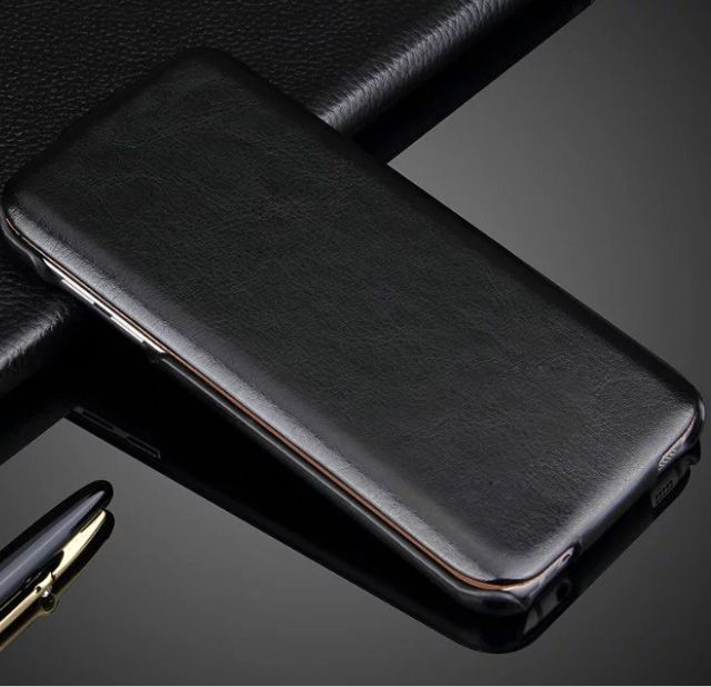 Vintage Leather Phone Case for Samsung Galaxy S6 S7 Edge Case Flip Cover Vertical Retro Holster for Samsung S5 S6 S7 Cover Coque