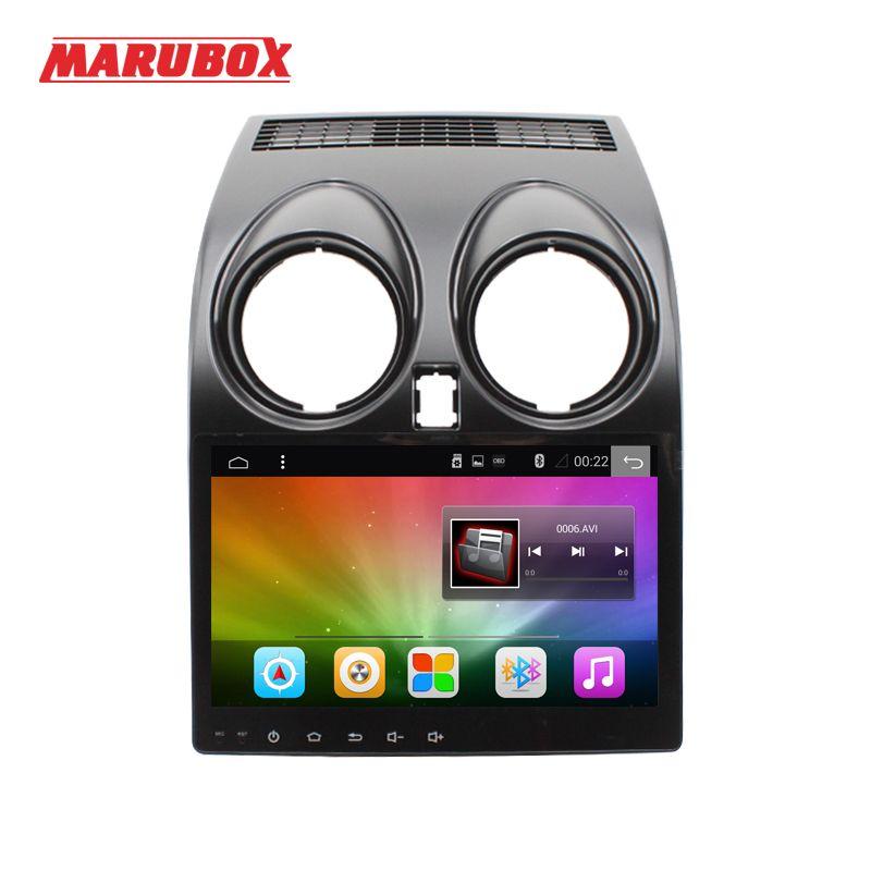 MARUBOX M002A4 Car multimedia player for Nissan Qashqai 2010 Dualis 2007 - 2014 GPS Navigation Auto Radio Multimedia Android 7.1