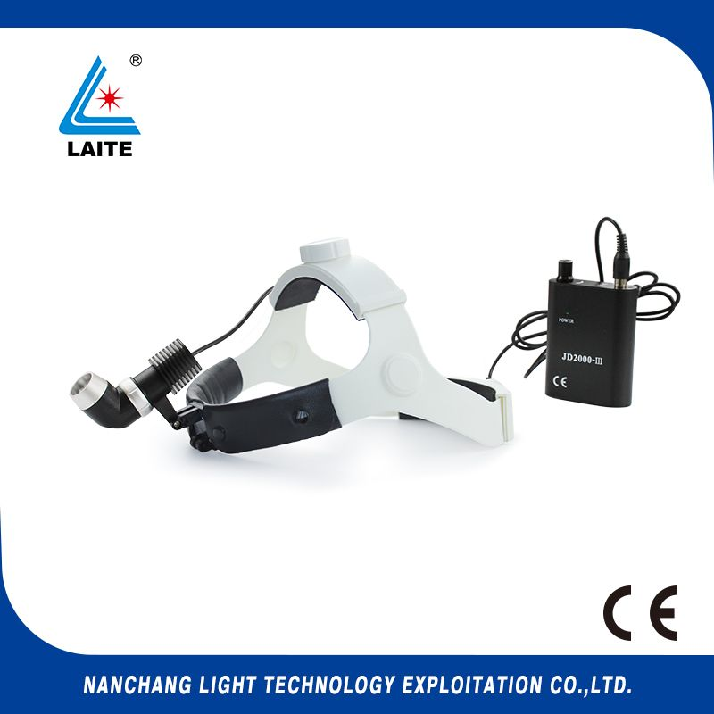 high power 10w headlight focus led headlamp medical headlight ent examation free shipping-1set