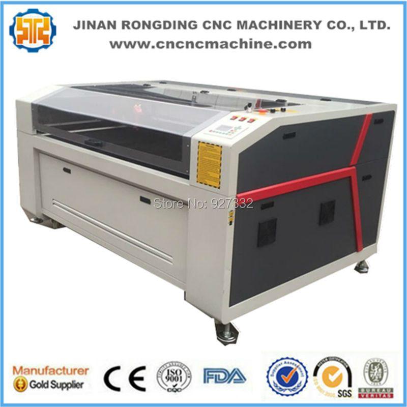 RDJ 1390 laser metal cutting machine 150w sheet metal laser cutter machine