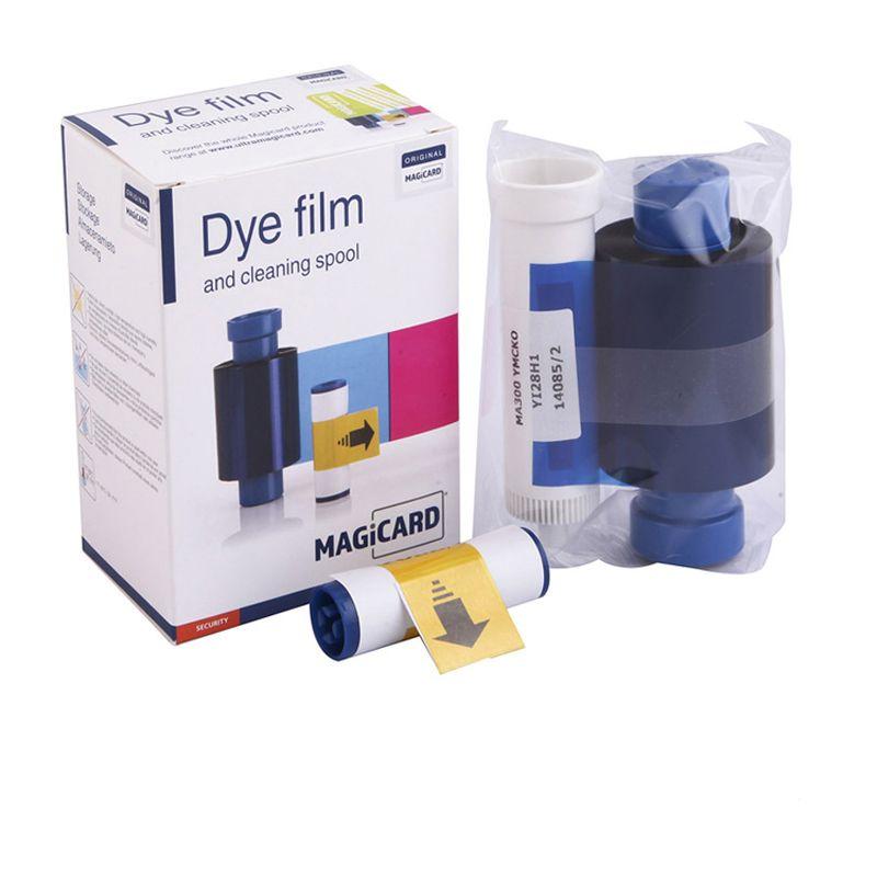 Magicard Ma300ymcko Full Panel Ribbon For Enduro &Pronto original magicard ribbon