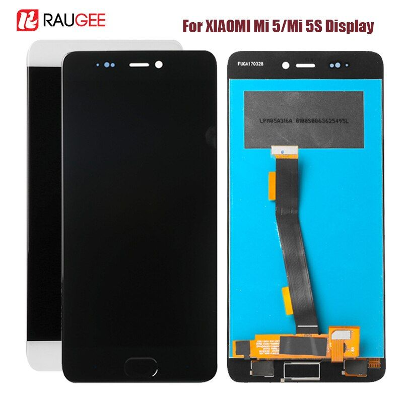 Display for Xiaomi Mi5S Mi5 Lcd Screen Replacement LCD Display Touch Screen for Xiaomi M5 Mi5 Mi5S Display <font><b>tested</b></font> Phone Lcds