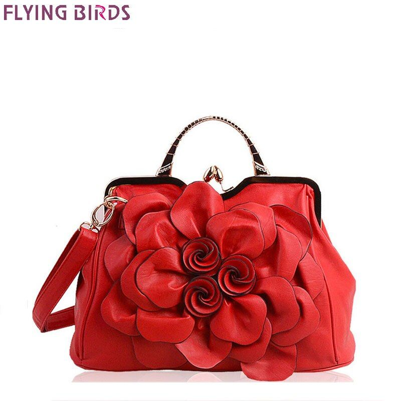 FLYING BIRDS Tote Design Women Handbag Famous Brands Luxury Women Shoulder bags Ladies in women's tote bolsa new arrive bag