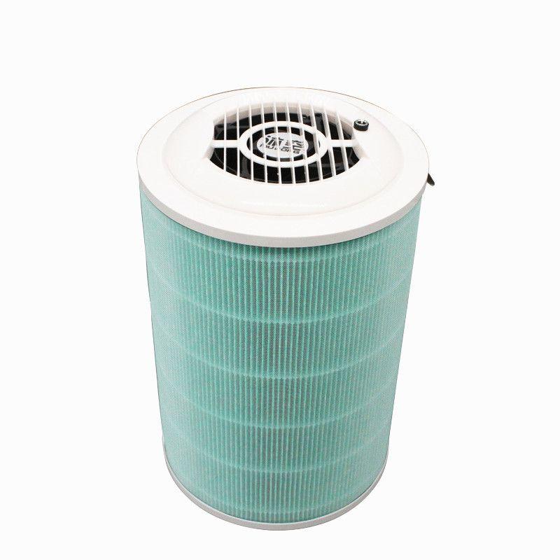 Air Purification Small Demisting Haze Formaldehyde Smoke Fan Fan Filter Element Assembly Simple Purifier