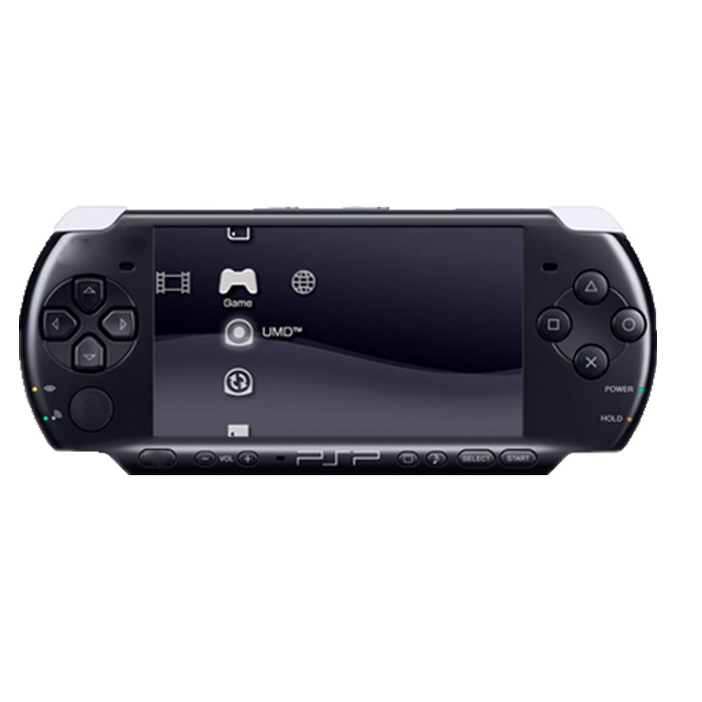 Piano Black Handheld System 6.60 FW System with Charger Memory Card 8G/16G/32G Bundle TESTED for PSP 3000 3001