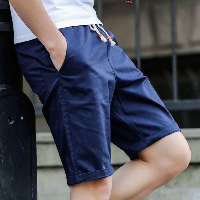 5 punkte für männer casual shorts