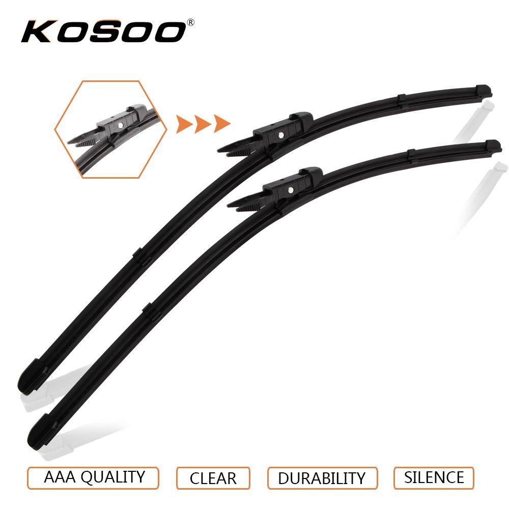 KOSOO Auto Car Wiper Blade For Mercedes-Benz SLK200,23