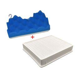 Hepa фильтр и пены фильтры для замены для samsung DJ63-00672D SC4300 SC4340 SC4350 SC4530 SC4570 и т. д. фильтр для пылесоса
