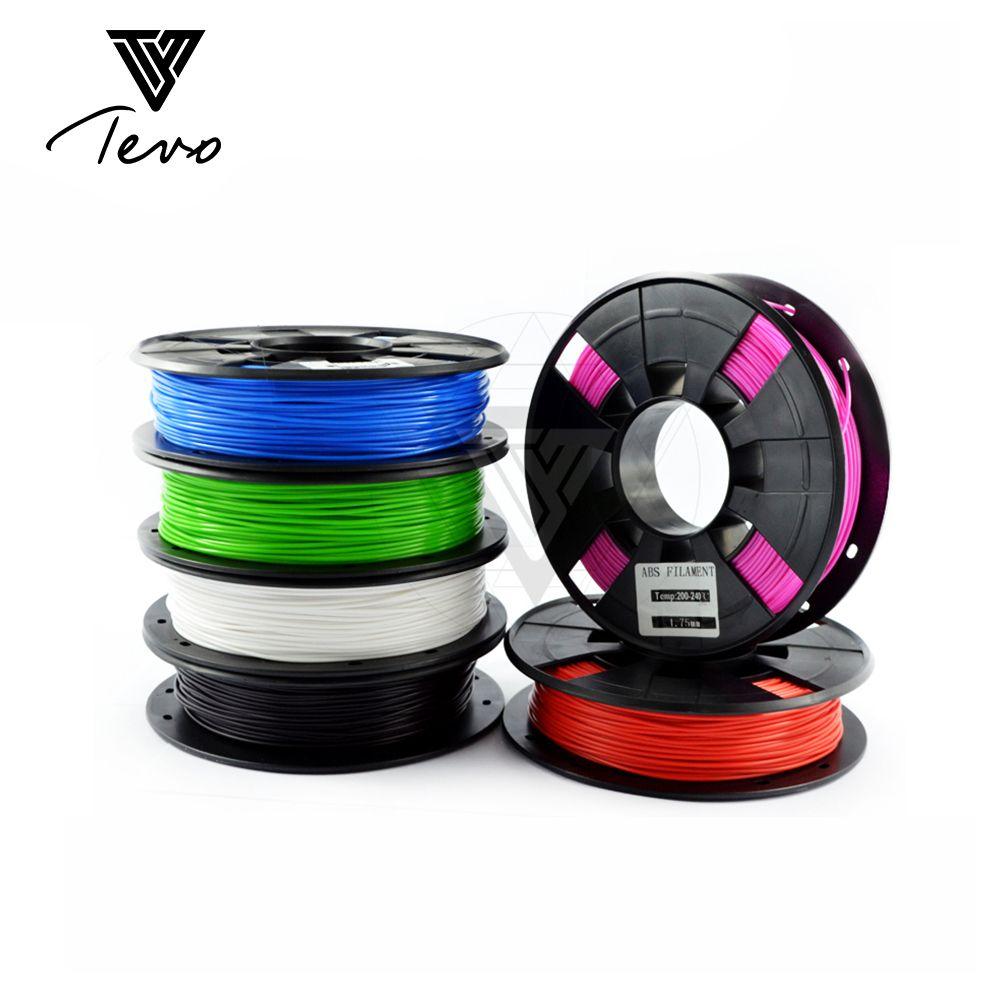 3D filament PLA filament 1.75 Multi-colors 1KG plastic spools filament 1.75mm 3D printer filament impressora 3D filamento