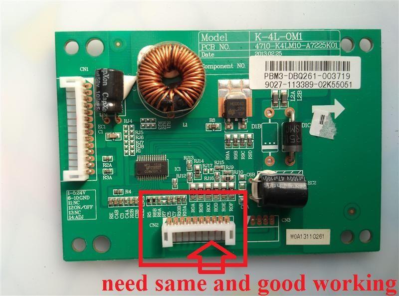 Inverter K-4L-0M1 K-4L-OM1 4710-K4LM10-A7225K01 Original teile