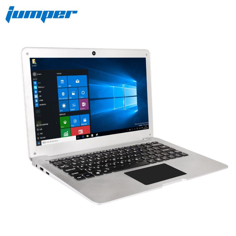 Jumper EZbook 2se 12 zoll laptop Intel Kirsche Taril Z8350 HD Graphics ultrabook 2 GB DDR3L 64 GB eMMC Windows 10 computer 10000 mAh