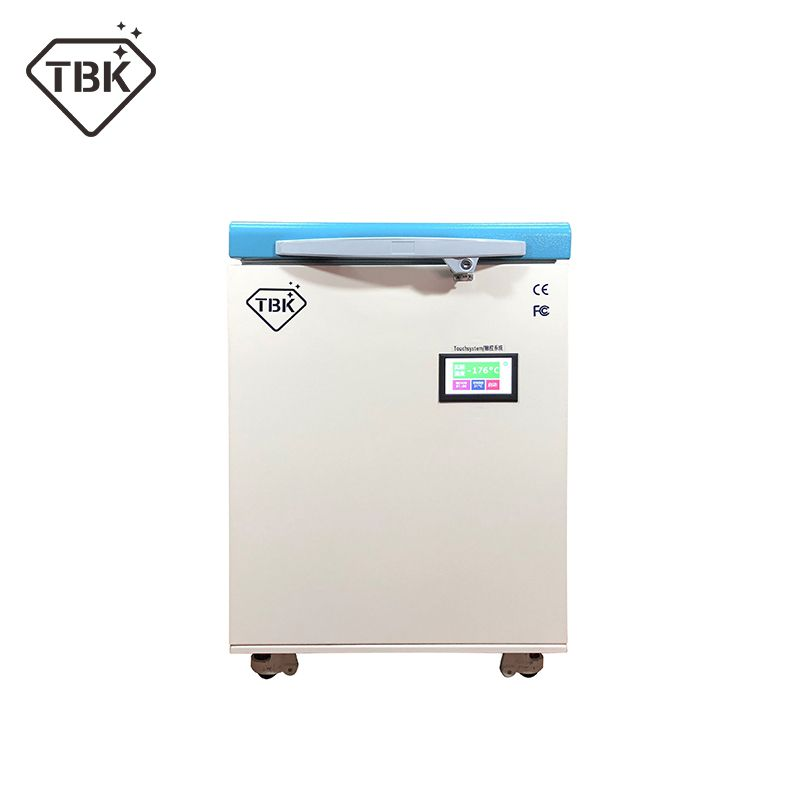 TBK-578 Mobile LCD Freeze Separator Machine -175 Degree for iPhone Samsung edge Phone Refurbishment