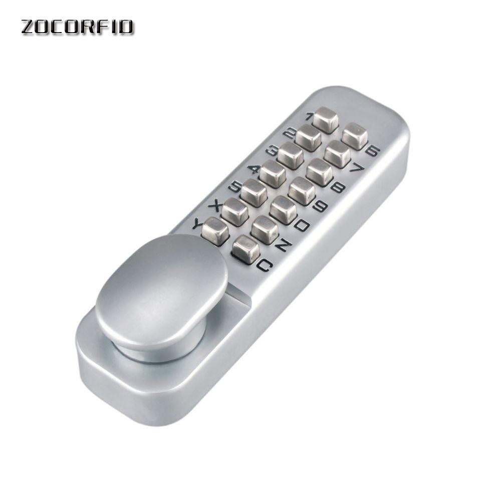 GJ201 Aucun pouvoir mot de passe de verrouillage des machines, boîtier métallique, aucune alimentation externe pour portes ou portes