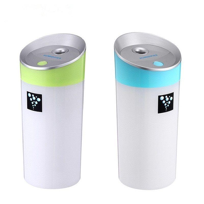 Humidificateur USB humidificateur à ultrasons diffuseur d'arôme d'air brumisateur, diffuseur d'huile essentielle de la maison et de la voiture
