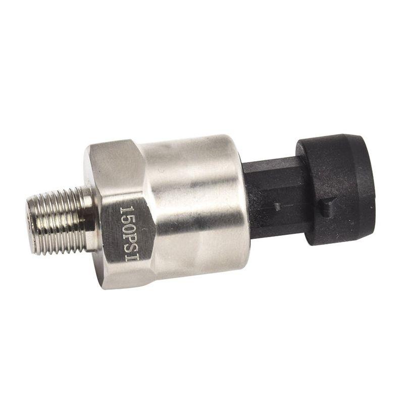 Top High Quality 150psi 0-5V Pressure Transducer Transmitter Sensor or Sender for Oil Fuel Diesel Air Gas Water Pressure