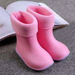 Сезон дождей; резиновые сапоги; детские ботинки для девочек и мальчиков; детская водонепроницаемая обувь; резиновые сапоги ярких цветов; пр...