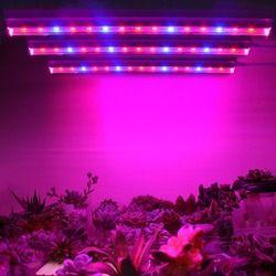 LED Grow light Full Spectrum Indoor Plant lamp T5 Tube Bulb Bar light For Plants Vegs Hydroponic System Flower Growth lamp