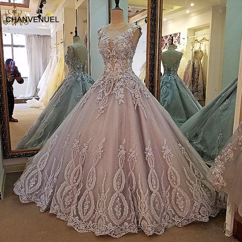 LS00017 abendkleid spitze sicke ballkleid lange partei-formales kleid organza robe de soiree abendkleider 2017 echt fotos