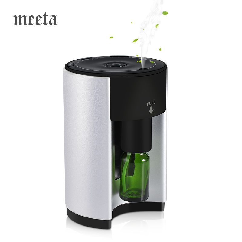 Waterless Nebulizing Diffusers Diffuseur Air Humidifier Aluminium Alloy Aroma Essential Oil Diffuser Household Home Work Yoga
