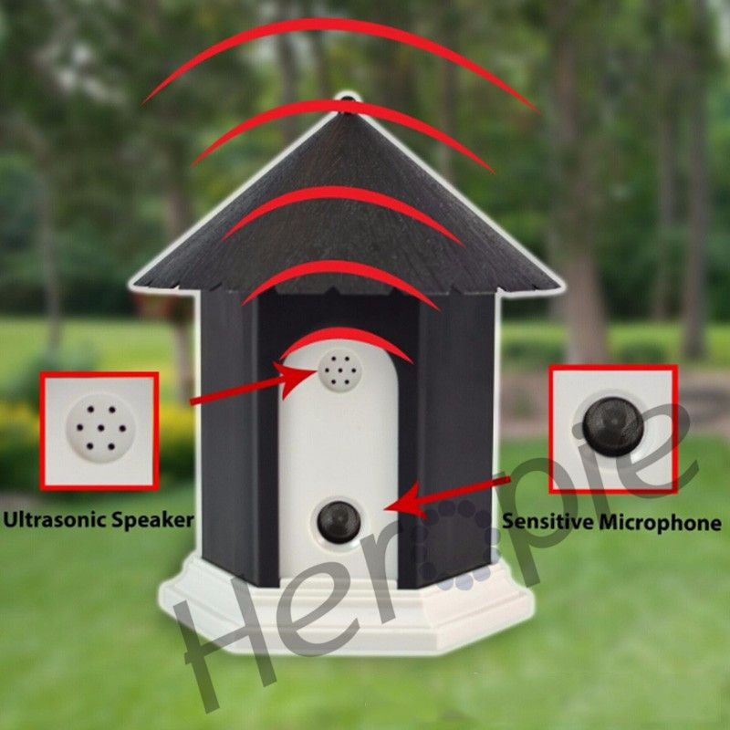 Heropie Pet Dog Ultrasonic <font><b>Anti</b></font> Barking Collars Repeller Outdoor Dog Stop No Bark Control Training Trainer Device Supplies