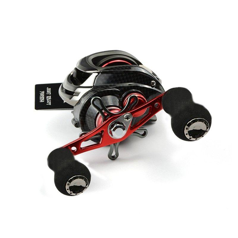 Neue Wasserdicht Carbon Drag Spinning Reel mit Große Spool Max Drag Frischwasser Spinning Angelrolle Angelausrüstung Werkzeuge