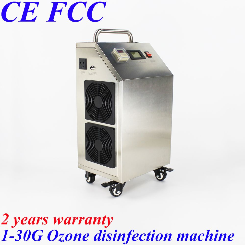 Pinuslongaeva CE EMC LVD FCC Factory outlet Swimming pool ozone machine water disinfection machine for water air treatment