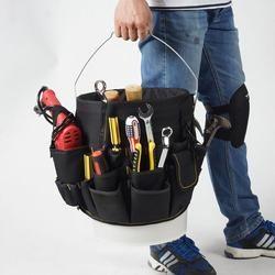 Set untuk Alat 10 Pcs Taman Kit Ember Organizer Taman Kerja Alat Set Hand Tools Peralatan Penyimpanan Listrik Alat Berkebun