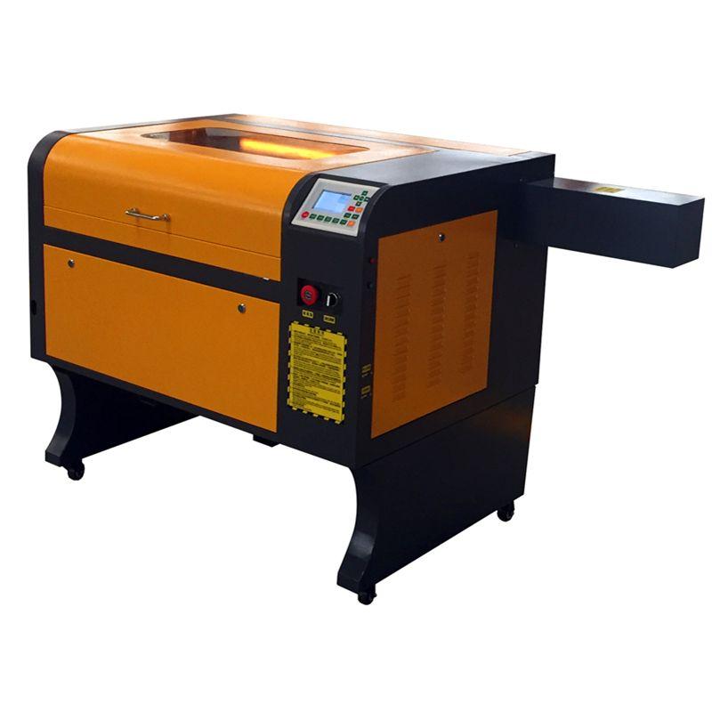 60 w co2 ruida offline arbeits 4060 acryl leder holz glas kristall laser gravur schneiden maschine CO2 laser arbeit lange zeit