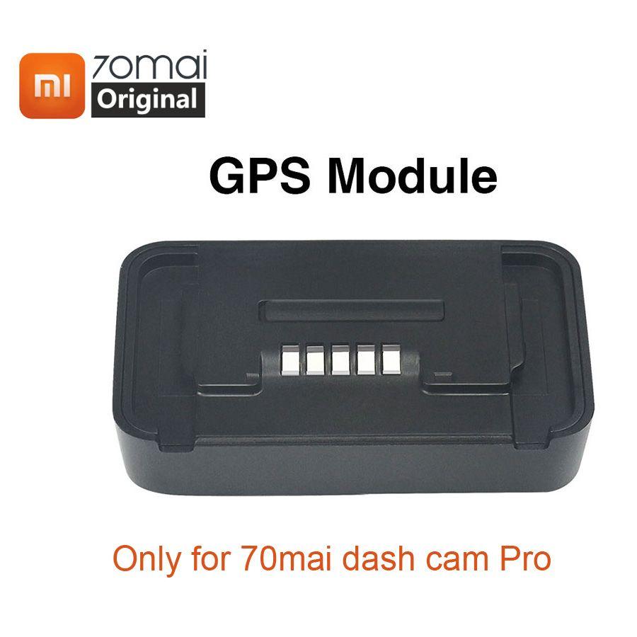 Original Xiaomi 70mai Pro GPS Module for 70 mai Dash Cam Pro 70mai Car Dvr Pro GPS ADAS function Video Recording